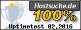 Uptime Award Hostsuche