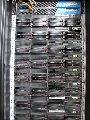 Serverhardware Business Webhosting
